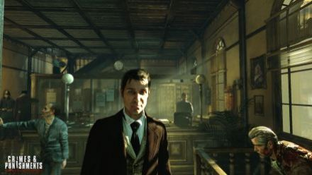 Sherlock Holmes : Crimes & Punishments 20 min. de gameplay