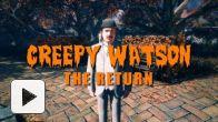 Sherlock Holmes - Creepy Watson The Return