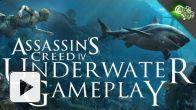 Assassin's Creed IV : Black Flag  - Séquence de gameplay sous-marine