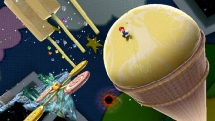 Super Mario Galaxy : Bande-annonce Nvidia Shield