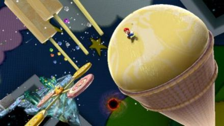 Vidéo : Super Mario Galaxy : Bande-annonce Nvidia Shield
