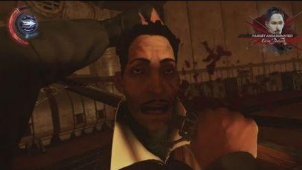vidéo : Dishonored 2 - Gameplay Corvo