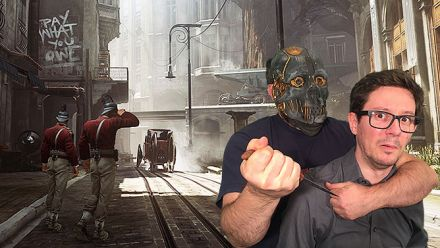 Dishonored 2 : Nos impressions manette en mains