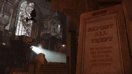 Dishonored 2 : Assassins créatifs en vidéo de gameplay