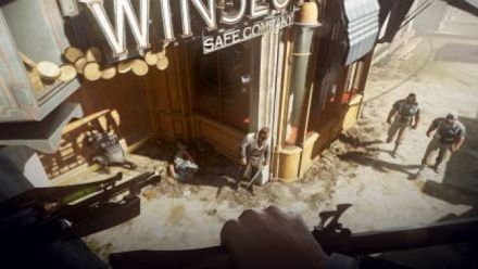 Dishonored 2 - bande-annonce de gameplay
