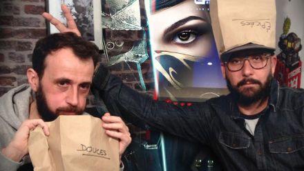 Vidéo : Dishonored 2 : Notre interview de Sebastien Mitton (directeur artistique) et Jérôme Braune (System Designer)