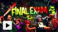 Vid�o : FINAL EXAM : OVERVIEW TRAILER