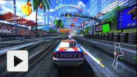 Vid�o : The 90's Arcade Racer - Présentation du projet
