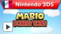 Vid�o : Mario and Donkey Kong - Trailer Nintendo Direct