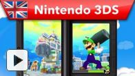 Vid�o : Mario & Luigi: Dream Team Bros. - Gameplay Trailer (Nintendo 3DS)