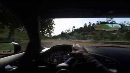 DriveClub - Vidéo de la beta 3