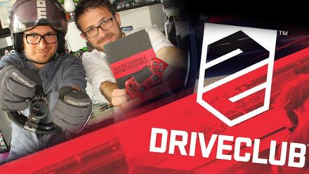 Découvrez DriveClub en LIVE