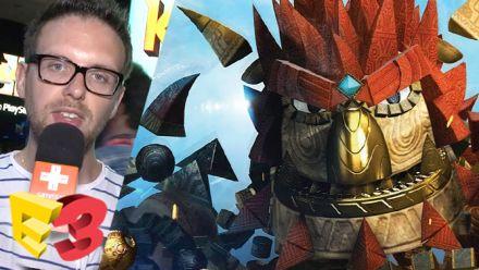 E3 2017 : Nos impressions de Knack 2