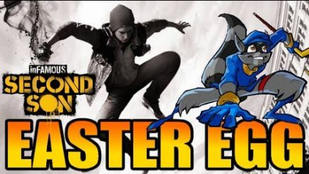 Vid�o : inFAMOUS Second Son - Sly Cooper Graffiti Easter Egg