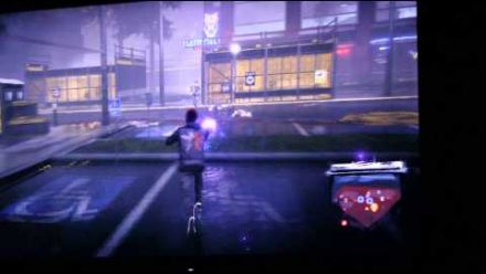 inFAMOUS Second Son : du gameplay fuité