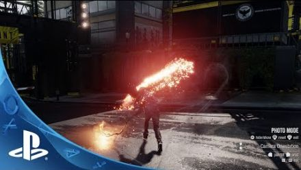 Vid�o : inFAMOUS Second Son : Photo Mode Tuto