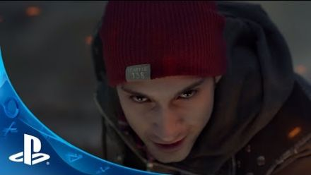 inFamous : Second Son - Live Trailer