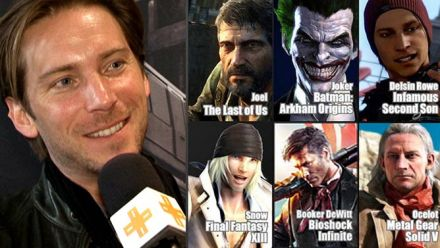 Troy Baker : notre interview