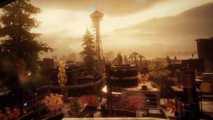 inFamous Second Son - Creating Seattle Trailer (PS4)