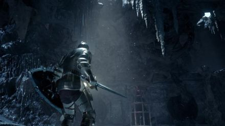 Vid�o : Deep Down - Vidéo de Gameplay PS4