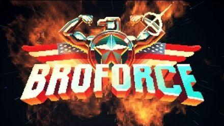 vidéo : Broforce présente Bronan et Brochete