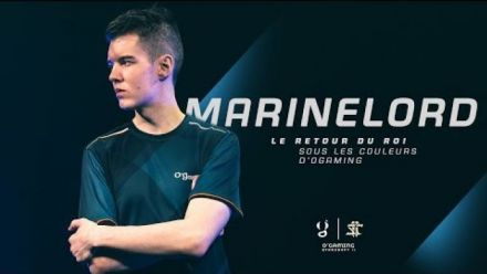 Vid�o : O'Gaming welcomes MarineLorD
