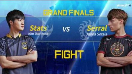 Vid�o : [GSL vs. the World 2018] Grand Finals Stats vs Serral Set1-Set2