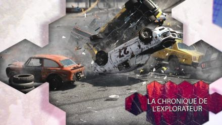 Vid�o : La Chronique de l'Explo : Next Car Game Wreckfest
