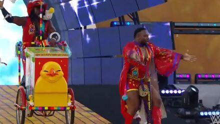 Vid�o : Final Fantasy XIV représenté à WrestleMania 33