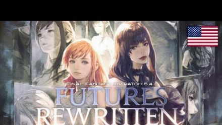Vid�o : FINAL FANTASY XIV Patch 5.4 - Futures Rewritten