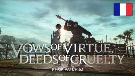 Vidéo : Final Fantasy XIV : Trailer de la mise à jour 5.1