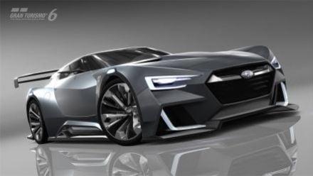 Gran Turismo 6 : Concept Car INFINITI CONCEPT Vision Gran Turismo