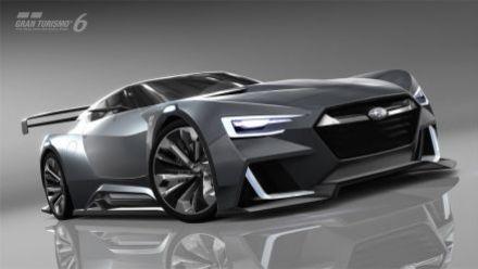 vidéo : Gran Turismo 6 : Concept Car INFINITI CONCEPT Vision Gran Turismo