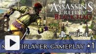 vidéo : Assassin's Creed IV PS4 Gameplay 2