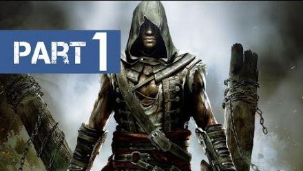 Assassin's Creed IV : Le Prix de la Liberté, les 10 premières minutes
