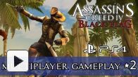 vid�o : Assassin's Creed IV PS4 Gameplay 3