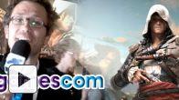 Assassin's Creed IV : Black Flag : nos impressions vidéo (Julo)