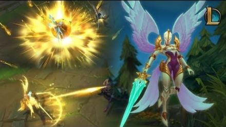 Focus sur Kayle | Gameplay - League of Legends
