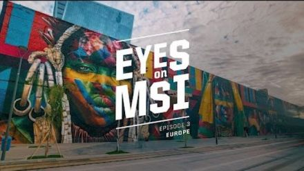 Eyes on MSI