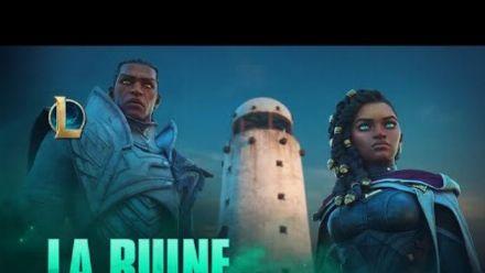 Vid�o : La ruine | Cinématique de la saison 2021 - League of Legends