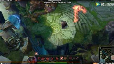 League of Legends : Une vidéo du nouveau champion a fuité