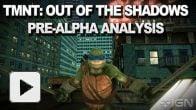 vidéo : Tortues Ninja d'Activision : une vidéo de gameplay mutante