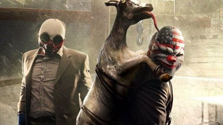 Trailer de PayDay 2 Goat Simulator