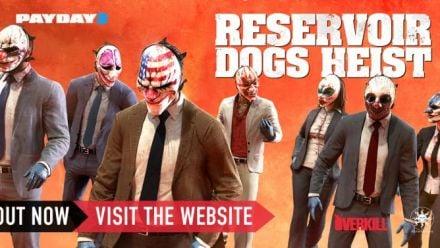 Vidéo : PayDay 2 : Reservoir Dogs