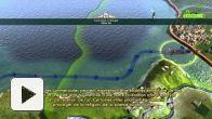 Civilization V Brave New World : routes commerciales