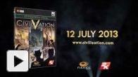 Civilization V Brave New World : Launch Trailer
