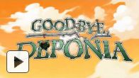 Vid�o : Goodbye Deponia - Teaser E3