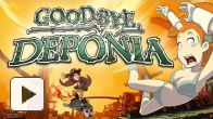 Vid�o : Goodbye Deponia - Trailer de lancement
