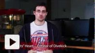Vid�o : Divekick - Making of the Game #1
