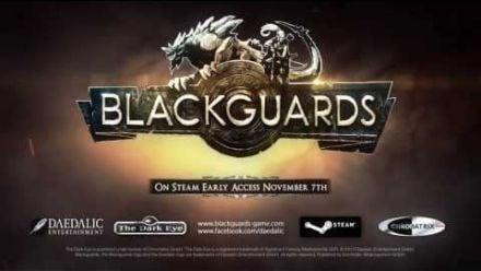 Vid�o : Blackguards - Teaser